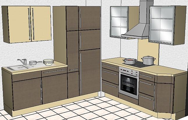 nobilia musterk che rio ausstellungsk che in bersee von k chentreff achental. Black Bedroom Furniture Sets. Home Design Ideas