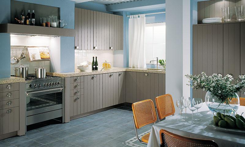 landhausk che englisch die landhausk che im cottage stil. Black Bedroom Furniture Sets. Home Design Ideas