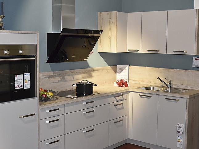 sch ller musterk che trendk che ausstellungsk che in lauenburg von hano k chen. Black Bedroom Furniture Sets. Home Design Ideas
