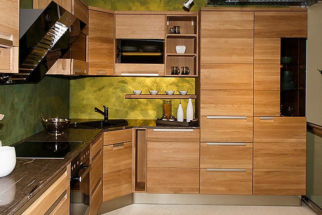 sonstige musterk che moderne massivholz k che. Black Bedroom Furniture Sets. Home Design Ideas