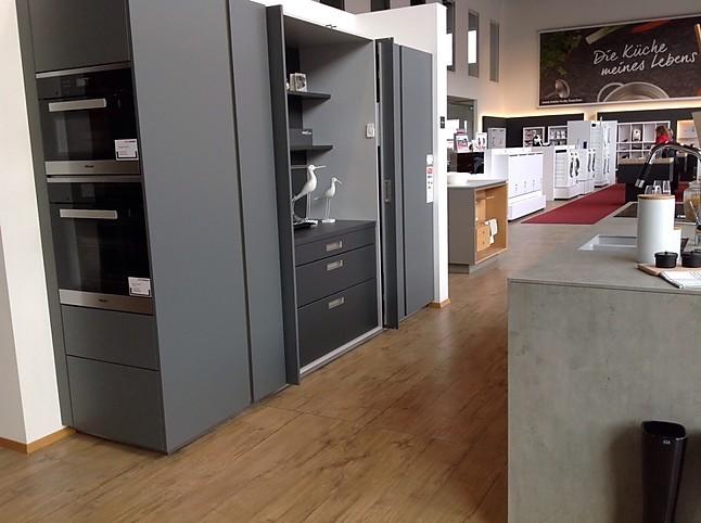 Next125 Musterkuche Modische Beton Optik Ausstellungskuche Von