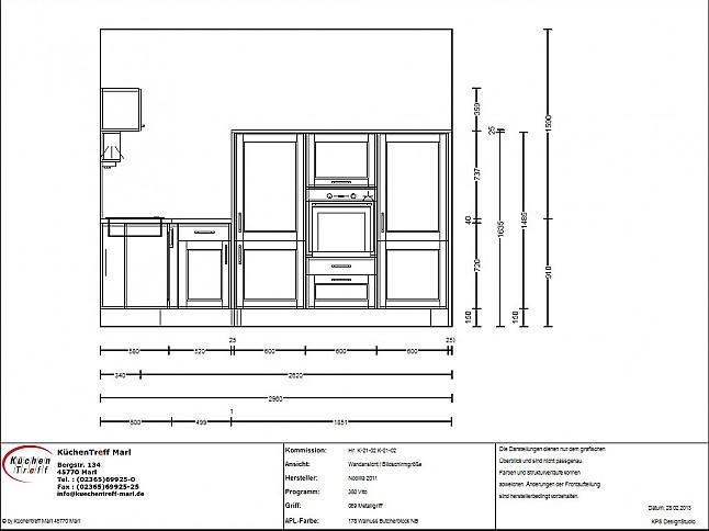 kche und co erfahrungen nobilia vito fitted kitchens with. Black Bedroom Furniture Sets. Home Design Ideas