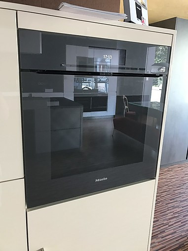 backofen h 6860 bpx mit pyrolyse einbau backofen grifflos in graphitgrau miele k chenger t von. Black Bedroom Furniture Sets. Home Design Ideas