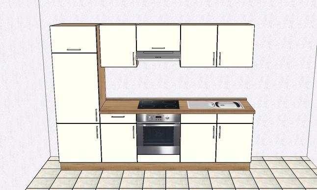 burger musterk che einbauk che modern ausstellungsk che. Black Bedroom Furniture Sets. Home Design Ideas