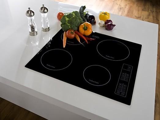 Ein Glaskeramikkochfeld Wie Zum Beispiel Ein Ceranfeld Ist Ein Beliebtes  Gerät In Der Küche.