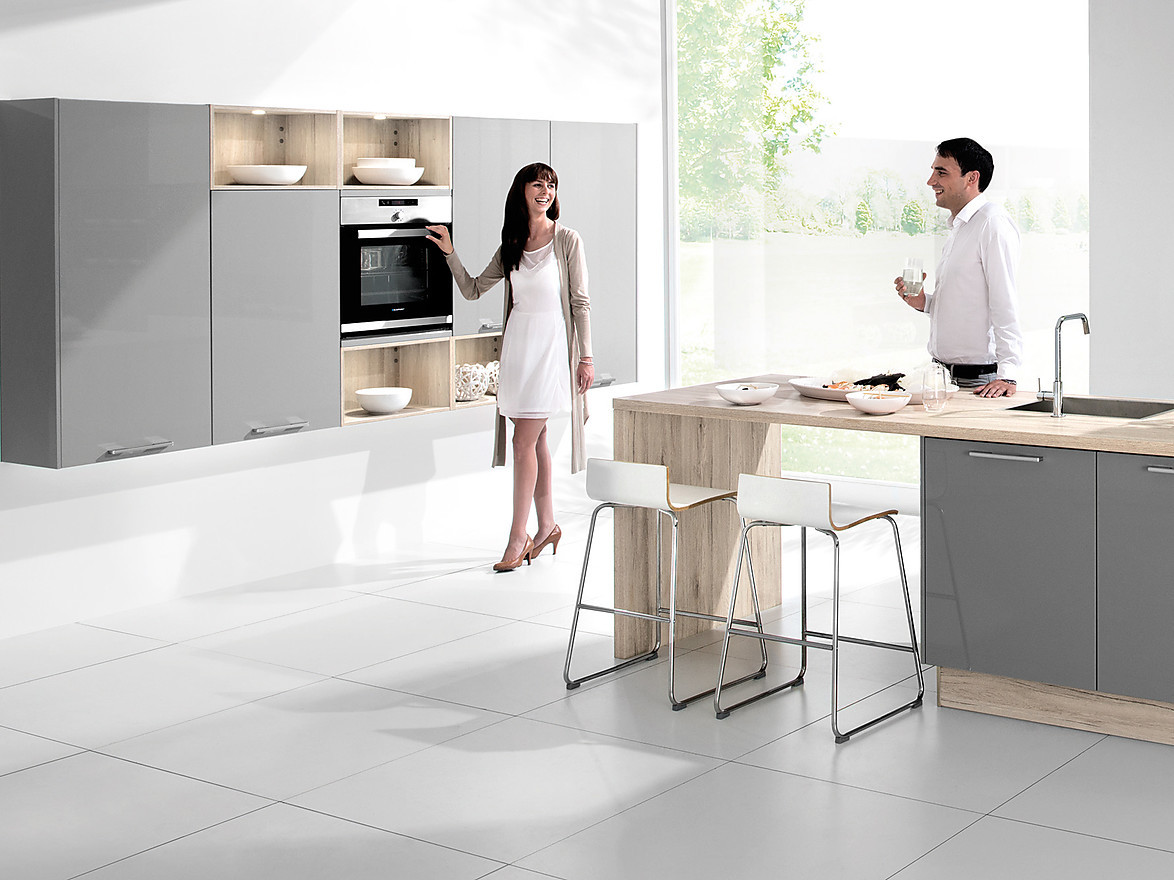 Einbaugeräte & Küchengeräte: Küche ergonomisch planen