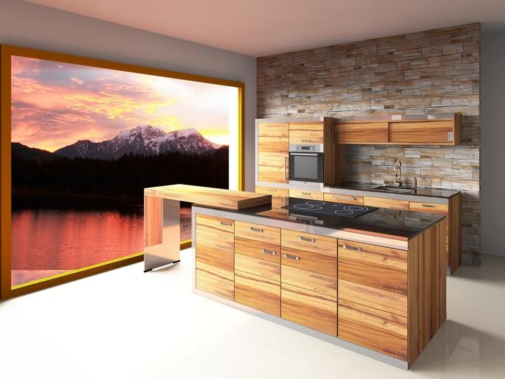 Altholzküchen im Trend: Alles über Holzküchen bei KüchenAtlas