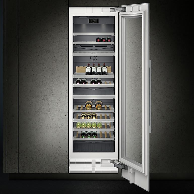 Alles über den Weinkühlschrank und Weinlagerschrank im Überblick