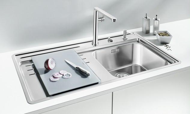 Spülbecken küche edelstahl  Spülen-Materialien: Keramik, Edelstahl und Co.