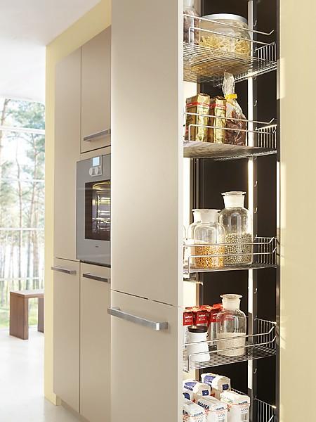 Apothekerschrank küche  Küchenschränke: Übersicht über die Küchen-Schranktypen