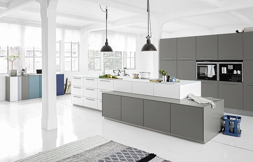 Nolte Küchen : Küchenbilder in der Küchengalerie (Seite 2)