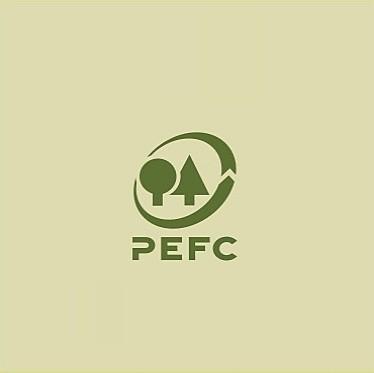 Die GreenLine von Rotpunkt ist PEFC zertifiziert.