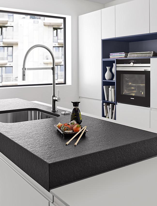 Spülenmodul aus Granit