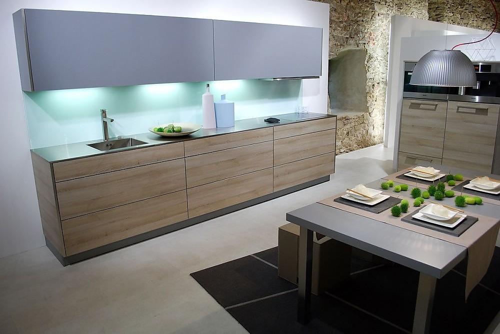 Küchen mit esstisch  Küchenzeile mit Esstisch