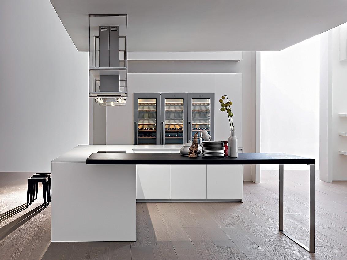 Kücheninsel mit sitzgelegenheit  Hi-Line 6
