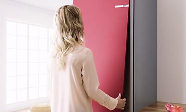 Bosch Vario Style Kühlschränke Mit Auswechselbaren Farbfronten