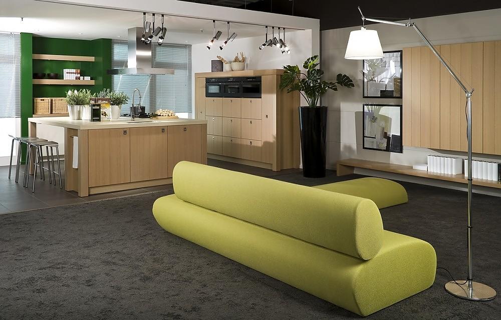 proline 128 eiche hell furniert. Black Bedroom Furniture Sets. Home Design Ideas