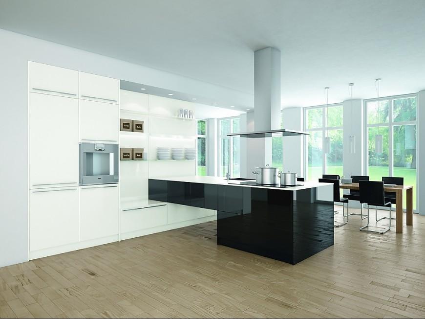 pronorm k chen k chenbilder in der k chengalerie. Black Bedroom Furniture Sets. Home Design Ideas