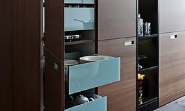 Leicht küchen glasfront  BONDI | TOPOS