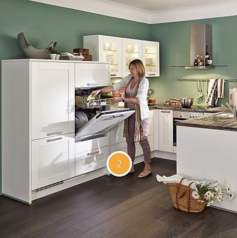 Geschirrspüler in der Küchenplanung: Tipps und Wissenswertes