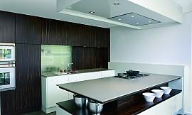 Küchen modern u-form holz  Moderne U-Form-Küche