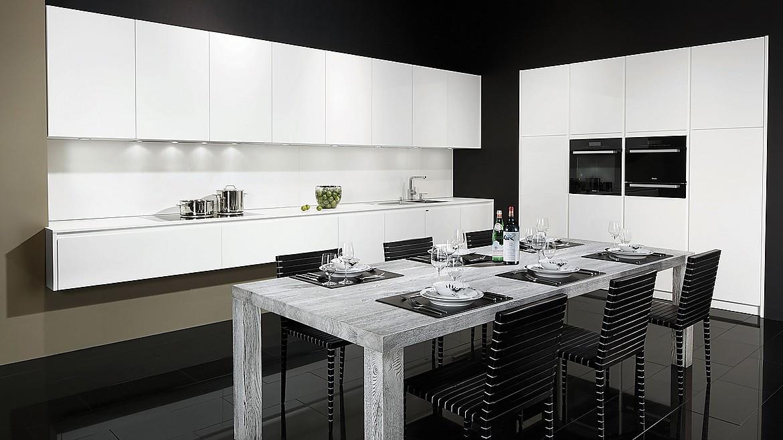 Küchen modern art  Modern ART Hochglanzlack poliert