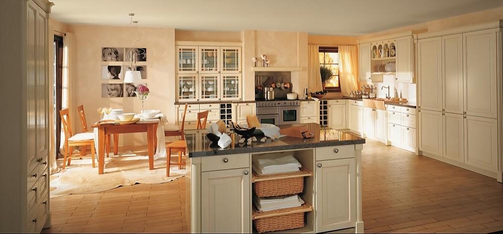 lanhausk che finca in vanille strichlack. Black Bedroom Furniture Sets. Home Design Ideas