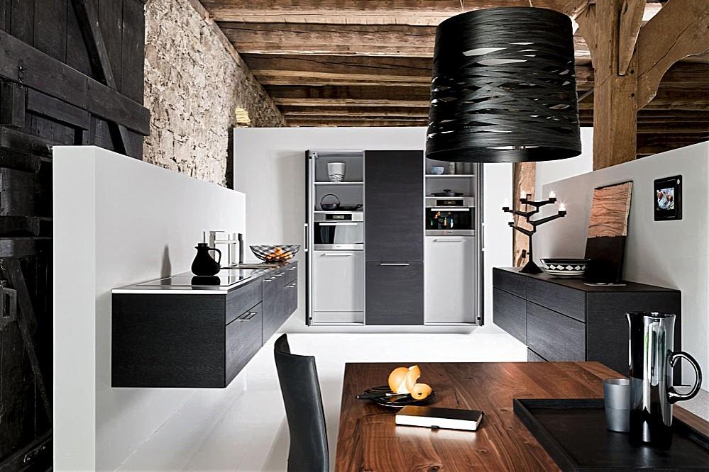 l-form-küche anthrazit hochglanzlack, Hause ideen