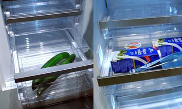 Kleiner Kühlschrank Siemens : Innovative küchengeräte: siemens coolconcept kühlschränke