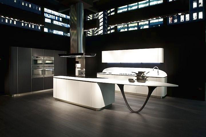 Inspiration: Küchenbilder in der Küchengalerie (Seite 50) | {Designer küchen mit insel 9}