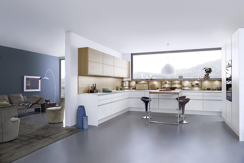 LEICHT Küchen : Küchenbilder in der Küchengalerie | {Leicht küchen weiß 3}