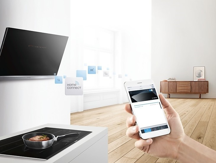 bosch vernetzter haushalt dank home connect. Black Bedroom Furniture Sets. Home Design Ideas