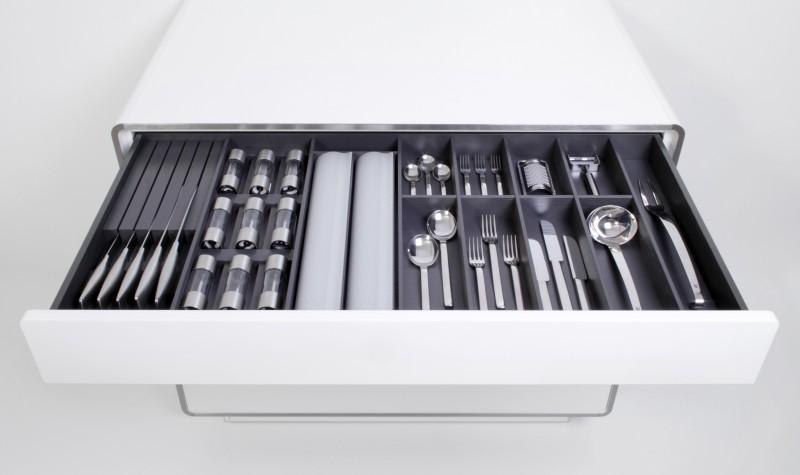 a-box innenausstattung von allmilmö - Schubladen Ordnungssystem Küche