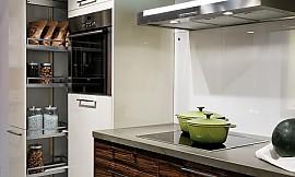 innenausstattung der k che k chenbilder in der k chengalerie seite 2. Black Bedroom Furniture Sets. Home Design Ideas
