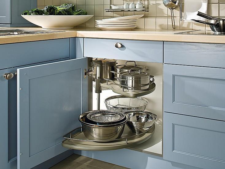 Stauraum optimal nutzen | Ergonomie in der Küche