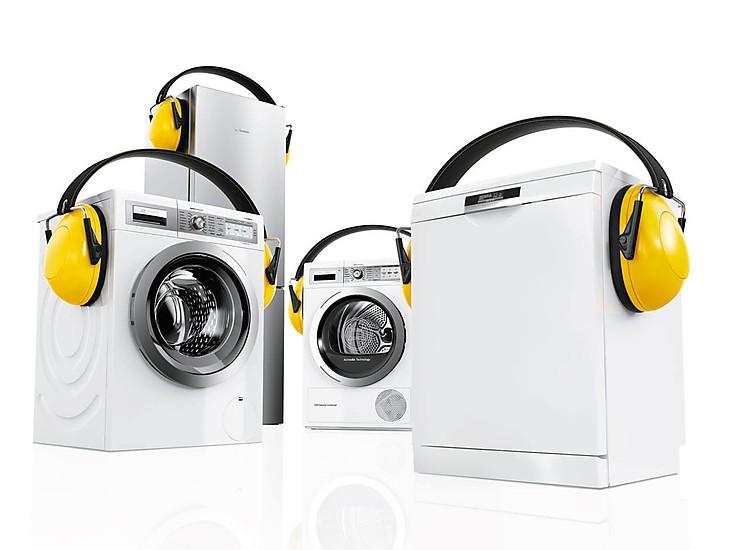 Bosch Kühlschrank Zu Laut : Kein lärm besonders leise küchengeräte von bosch