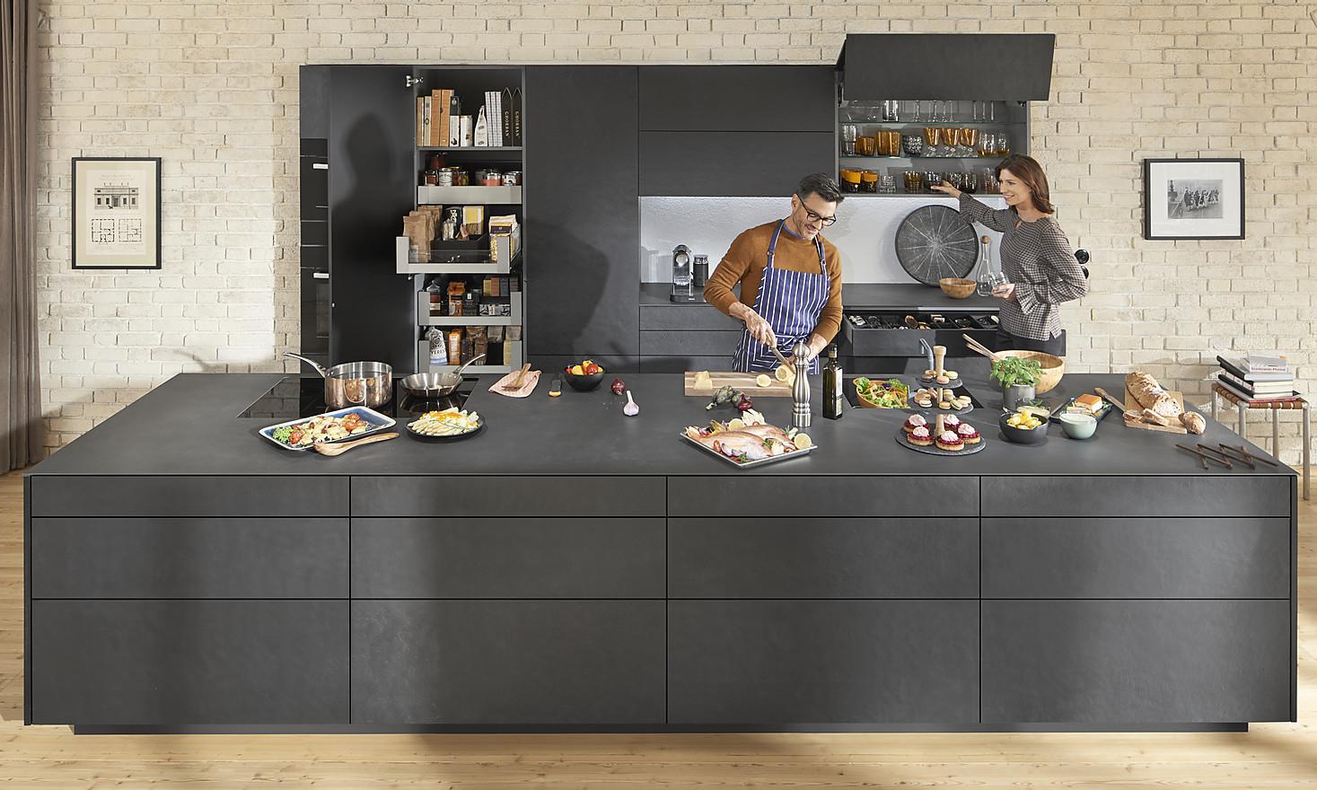 Stauraum-Ergonomie  Küche richtig einräumen