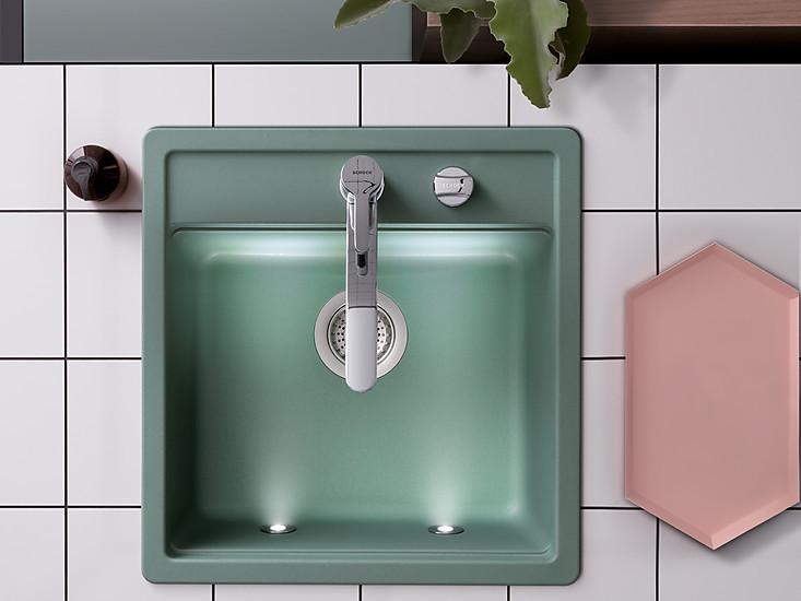 Spülen Materialien: Keramik, Edelstahl und Co. unter der Lupe