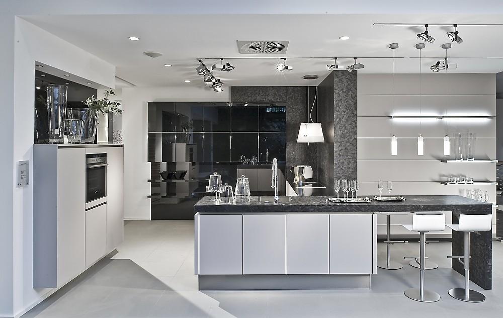 Moderne küchen u-form  Moderne U-Form-Küche