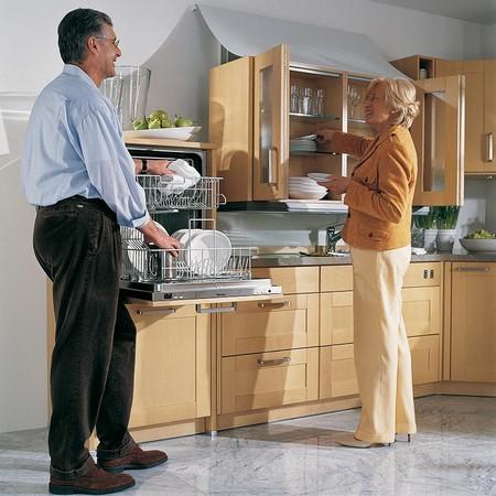 ergonomische k chenplanung darauf sollten sie achten. Black Bedroom Furniture Sets. Home Design Ideas