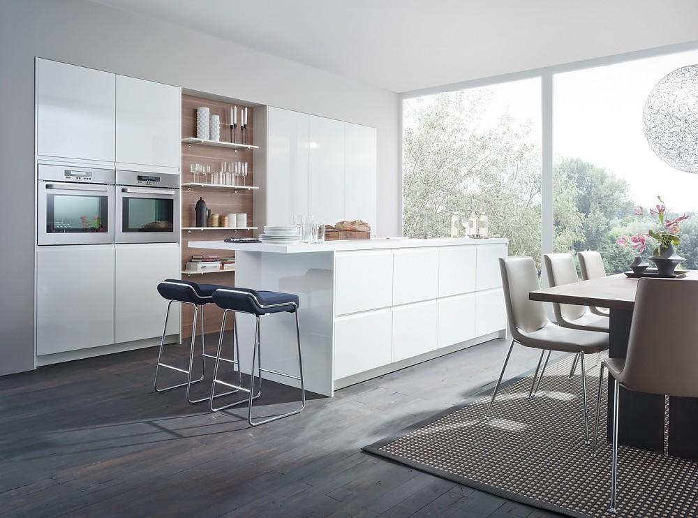 Leicht küchen grifflos  LEICHT Küchen : Küchenbilder in der Küchengalerie