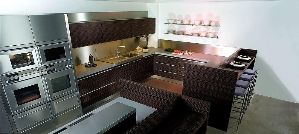 Küchen mit esstheke  Eggersmann Küchen : Küchenbilder in der Küchengalerie