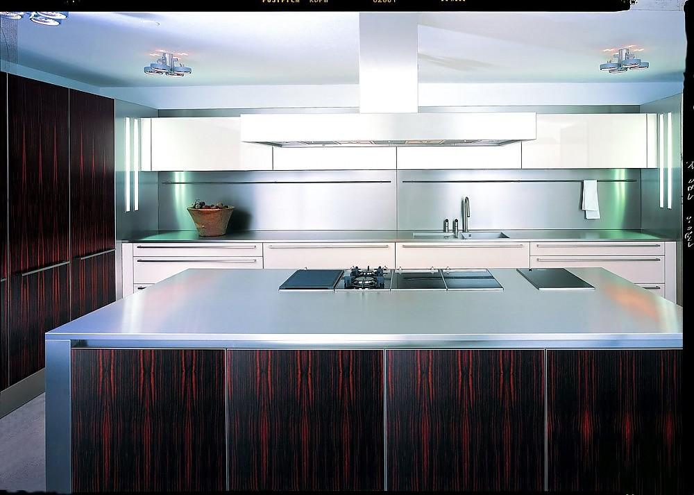 Zuordnung: Stil Design Küchen, Planungsart Küche Mit Küchen Insel