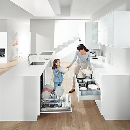 stauraum ergonomie k che richtig einr umen. Black Bedroom Furniture Sets. Home Design Ideas