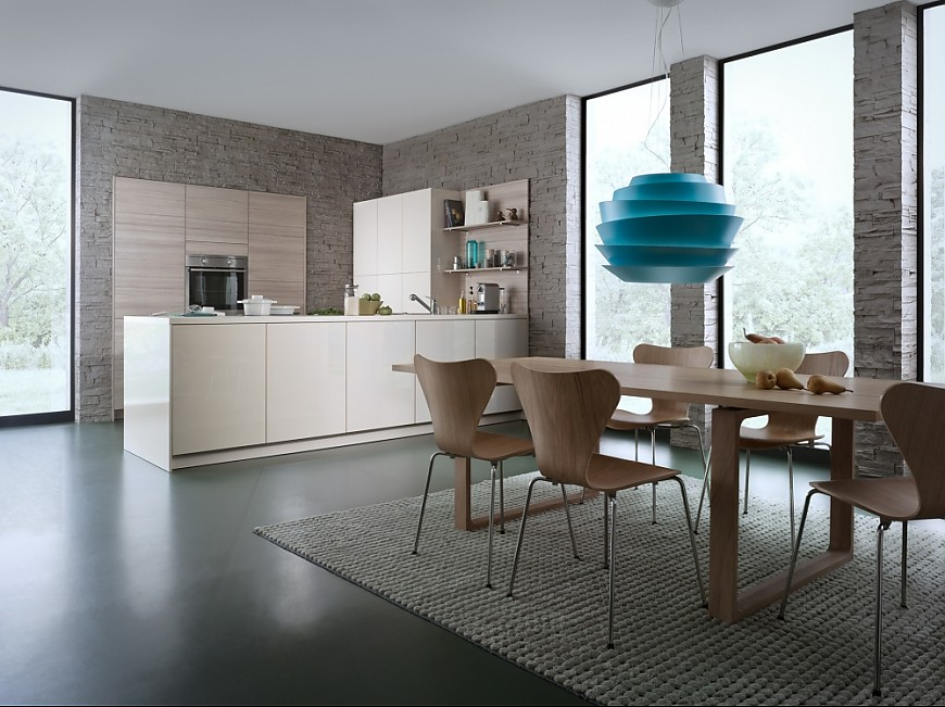 leicht k chen k chenbilder in der k chengalerie. Black Bedroom Furniture Sets. Home Design Ideas