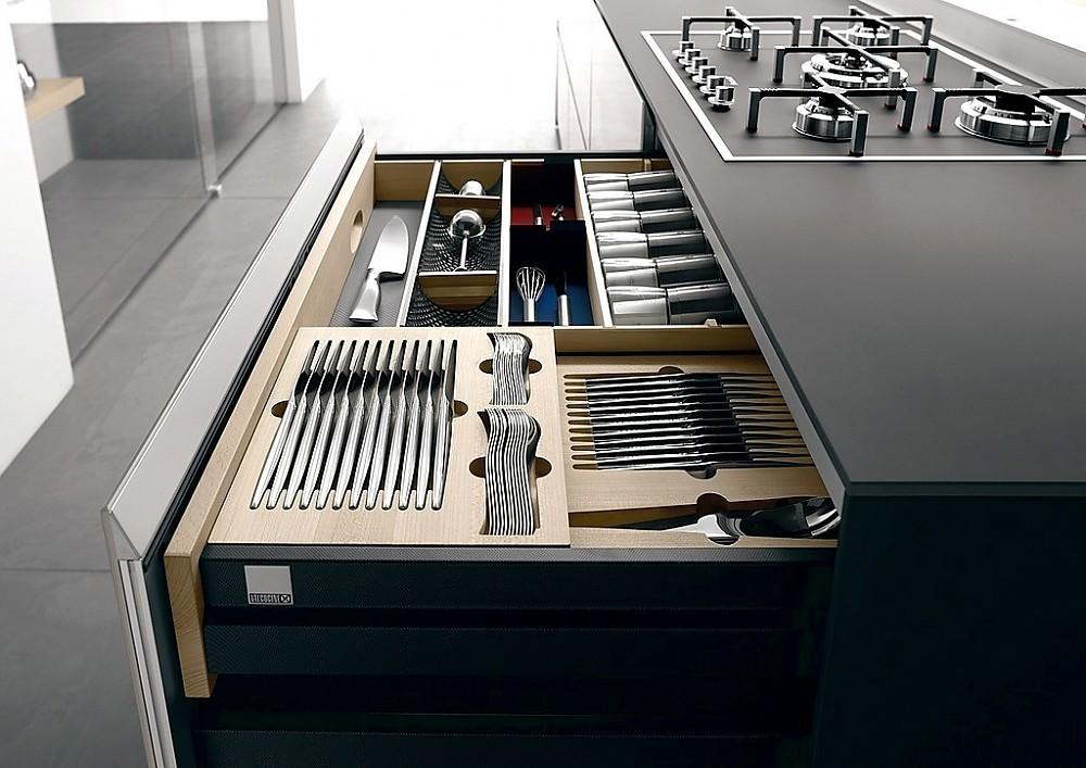 Küchen Hochschrank Auszug : Auszug der k?che artematica vitrum