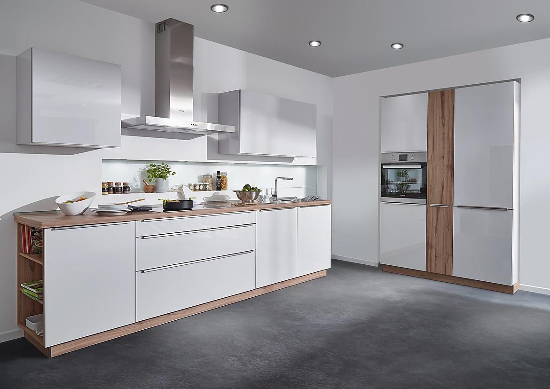 moderner stil für die kleine küche