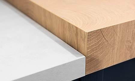 holzarbeitsplatten arbeitsplatten aus echtholz und. Black Bedroom Furniture Sets. Home Design Ideas