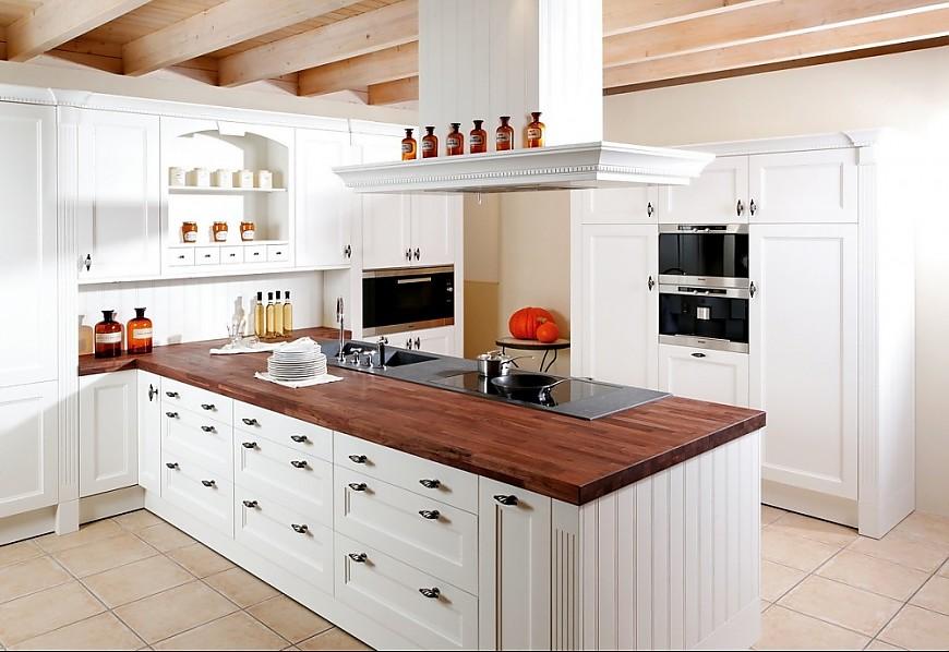 landhausk chen k chenbilder in der k chengalerie seite 6. Black Bedroom Furniture Sets. Home Design Ideas