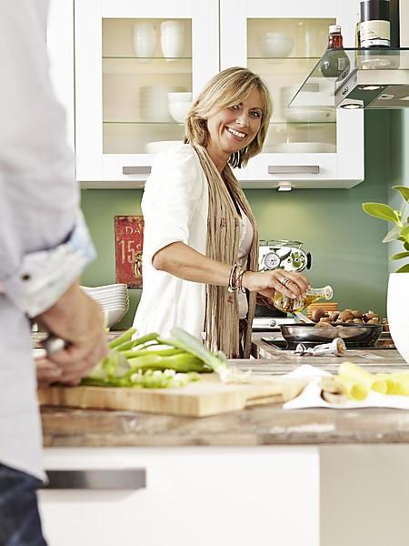 Küchenbereiche richtig anordnen   Ergonomie Know-how